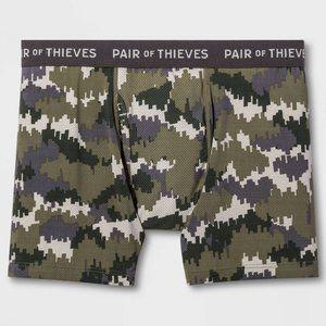 Pair of Thieves Men's Super Fit Boxer Briefs
